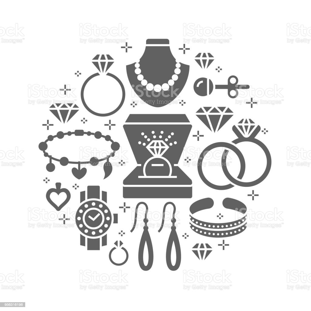 best charm bracelet illustrations  royalty