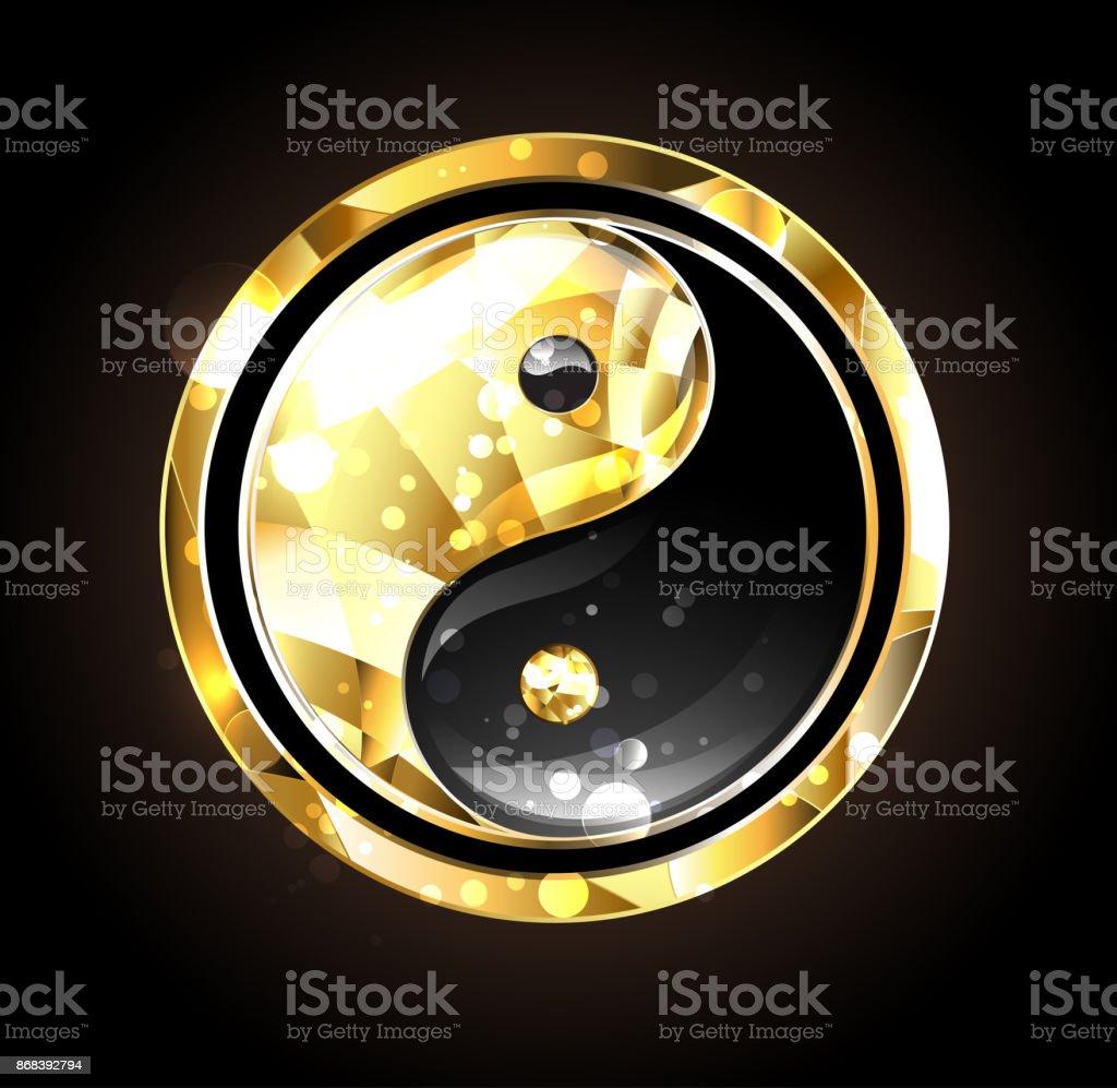 Jewelry yin yang symbol stock vector art more images of abstract jewelry yin yang symbol royalty free jewelry yin yang symbol stock vector art amp buycottarizona Choice Image