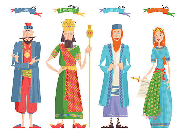 Best Bible Characters Illustrations, Royalty-Free Vector Graphics