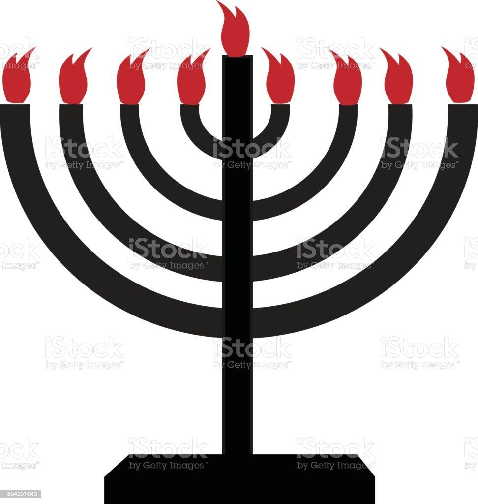Jewish holiday hanukkah menorah with candles holidays celebration jewish holiday hanukkah menorah with candles holidays celebration royalty free jewish holiday hanukkah menorah biocorpaavc Image collections