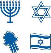 Jewish icons.