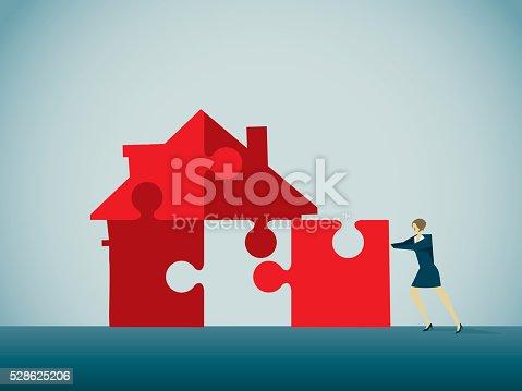istock Jigsaw Puzzle 528625206