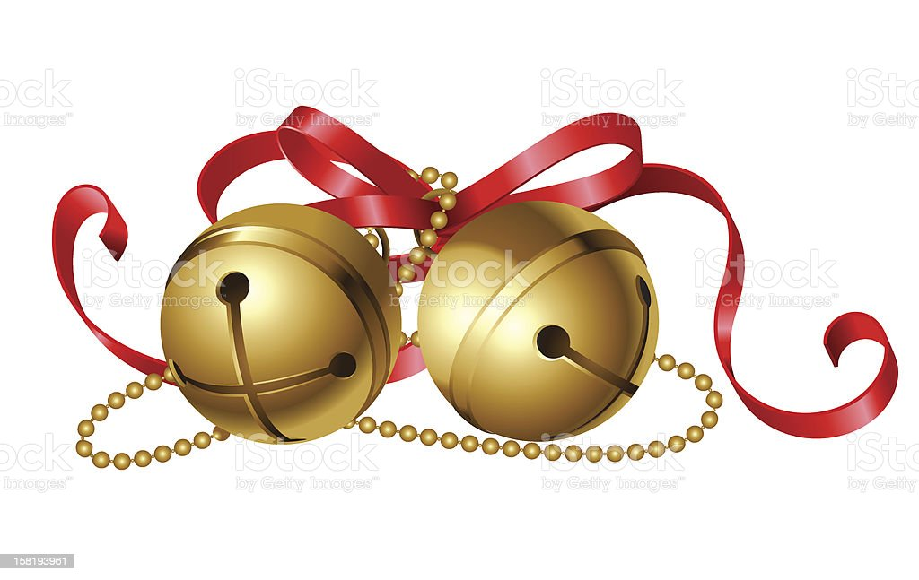 royalty free jingle bells clip art vector images illustrations rh istockphoto com jingle bells clip art free jingle bells border clipart
