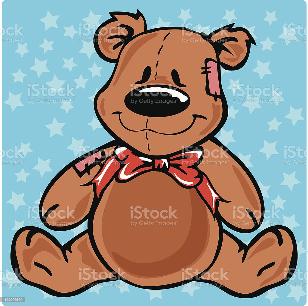 Jingle Teddy royalty-free jingle teddy stock vector art & more images of blue