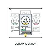 Job Application Banner