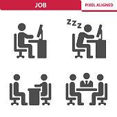 istock Job Icons 928459486
