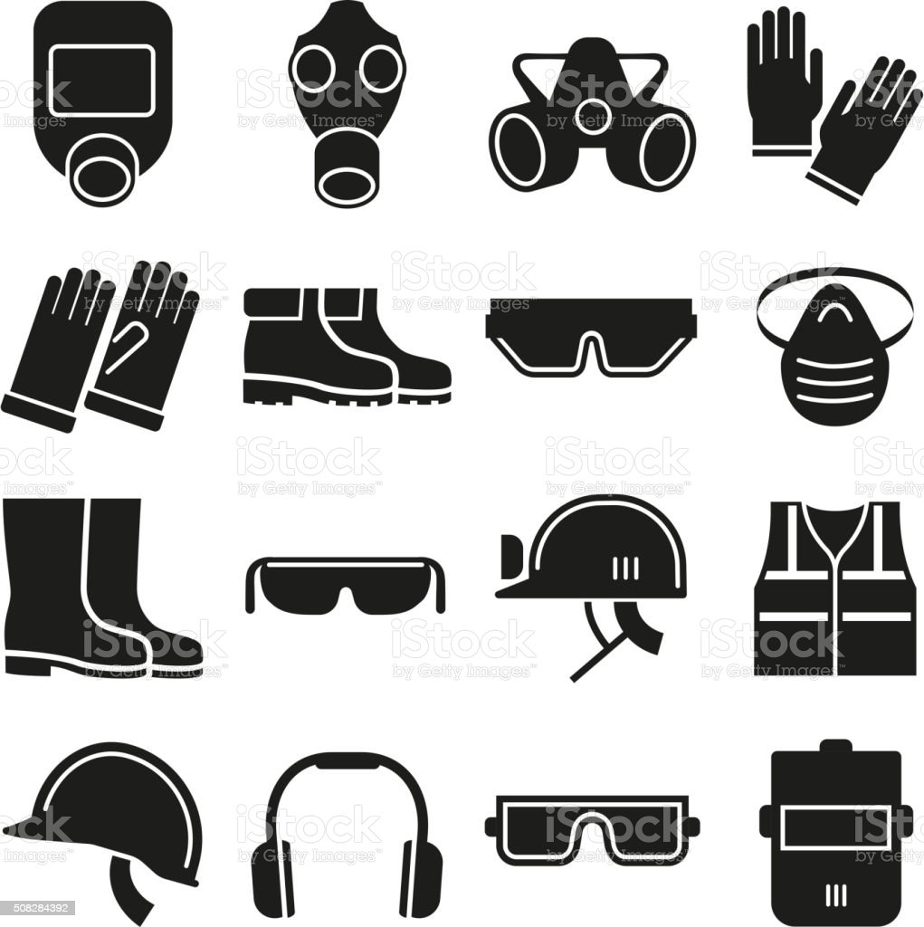 best safety shoes illustrations  royalty