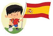 Jogador de futebol da Espanha