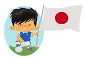 Jogador de futebol (Japão)