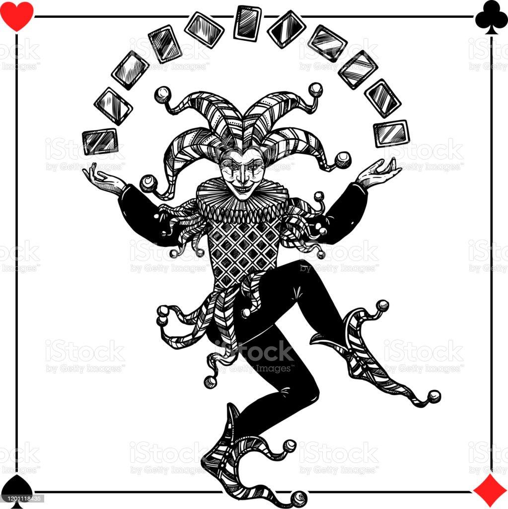 Joker Stock Illustration Download Image Now Istock