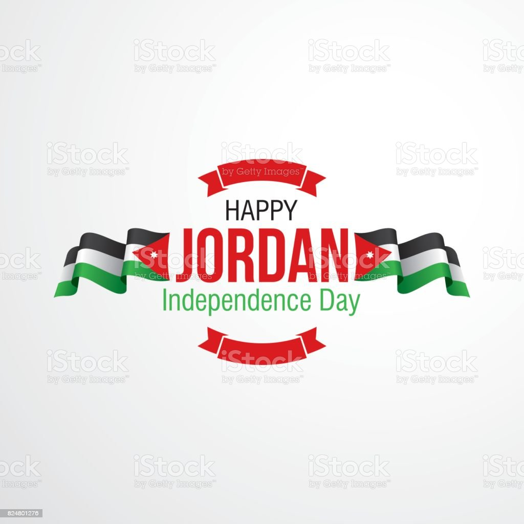 Jordan independence day celebration stock vector art more images jordan independence day celebration royalty free jordan independence day celebration stock vector art amp biocorpaavc Gallery