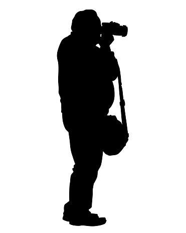 Journalist camera