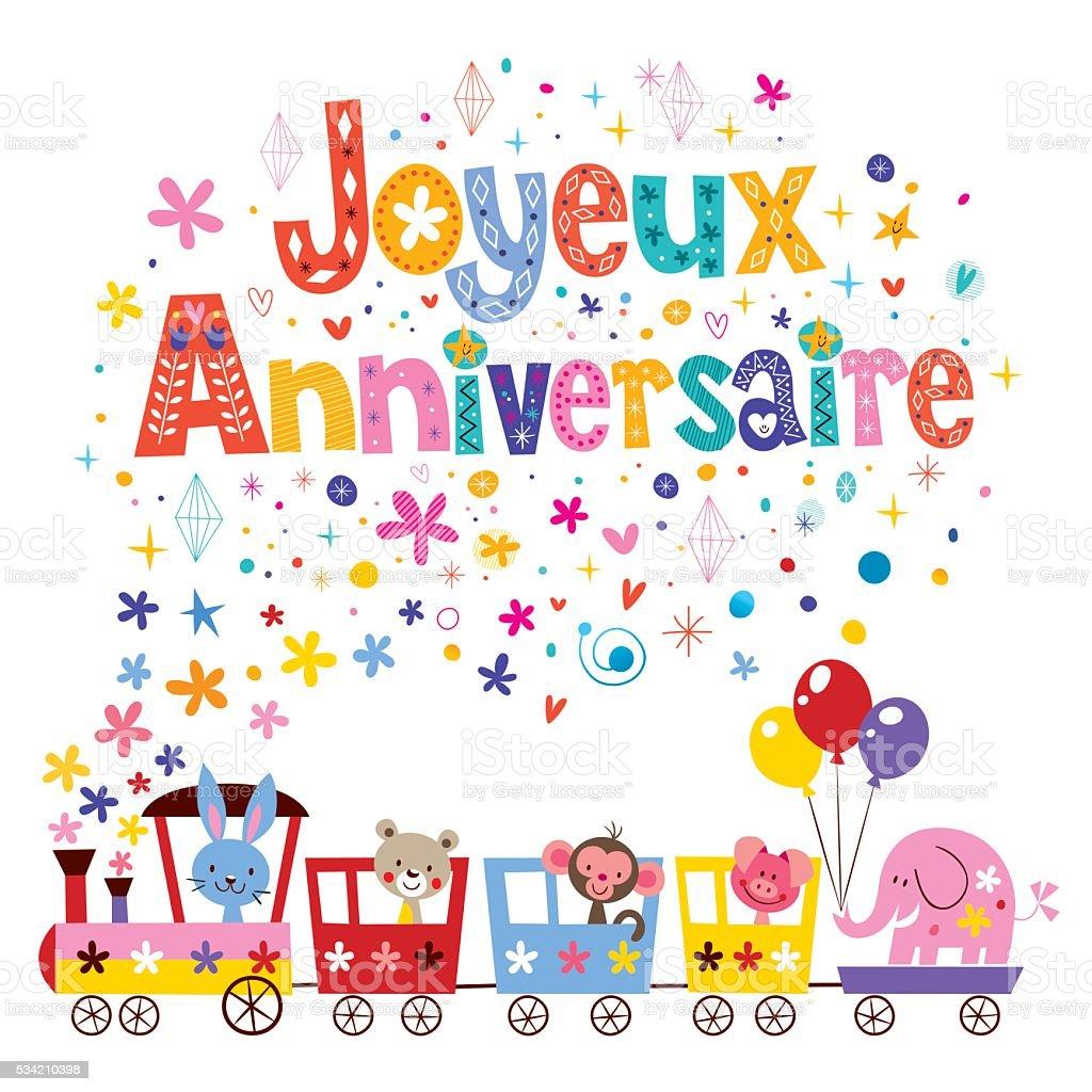 Пропало, поздравления с днем рождения на французском языке открытки