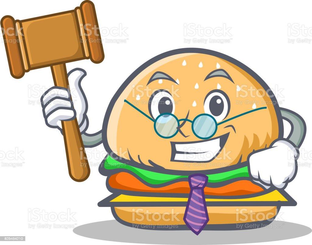 royalty free happy cartoon judge clip art vector images rh istockphoto com judge clip art retirement judge clip art retirement