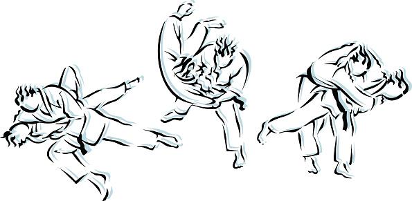 Judo male