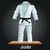 Judo Sports - Illustration