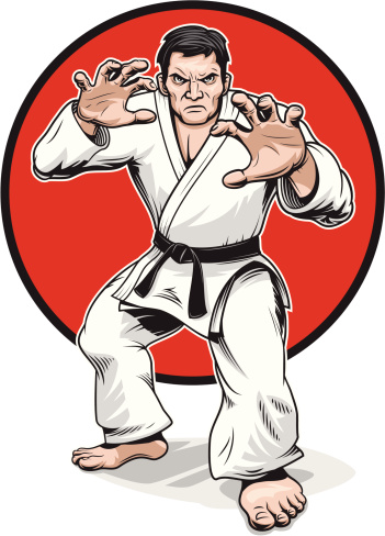 Judo Warrior