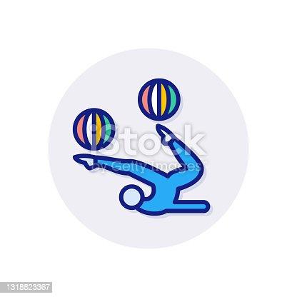 istock Juggling 1318823367