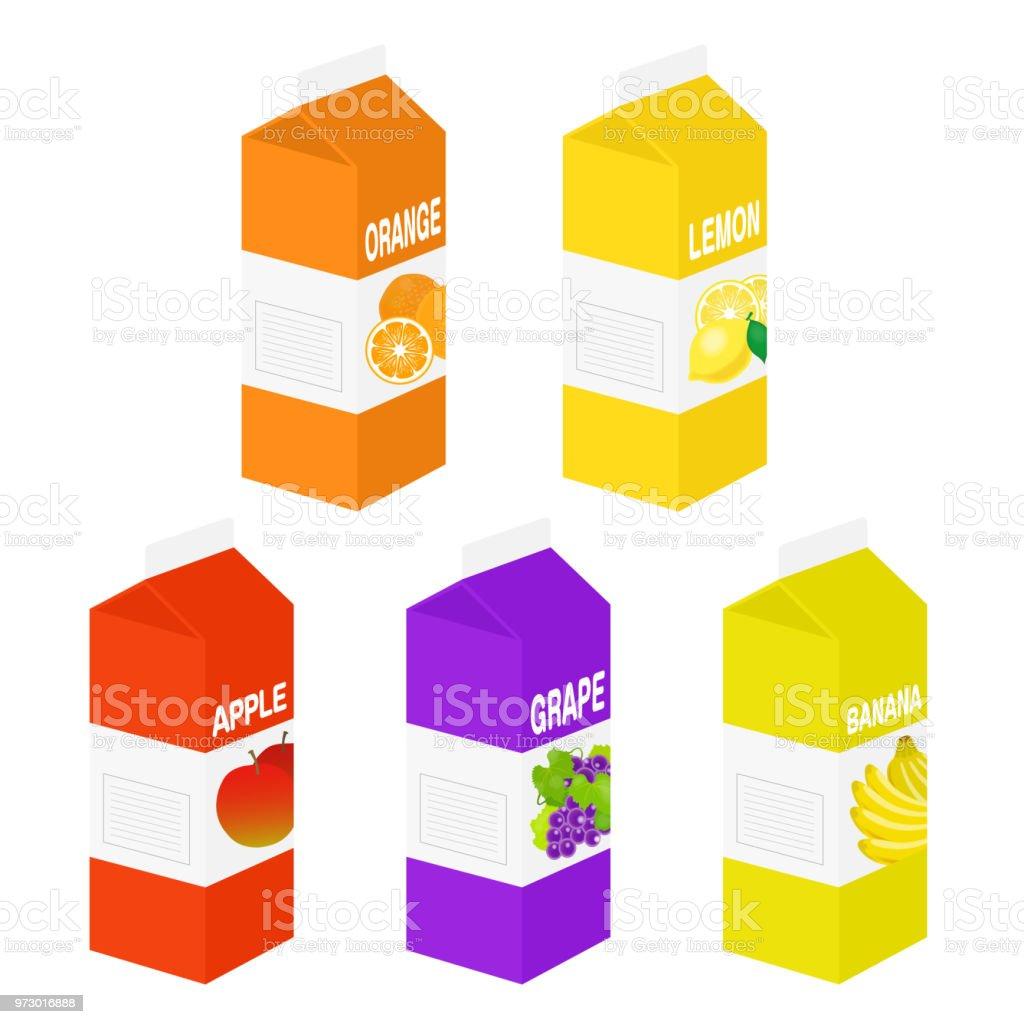 Saft  – Vektorgrafik