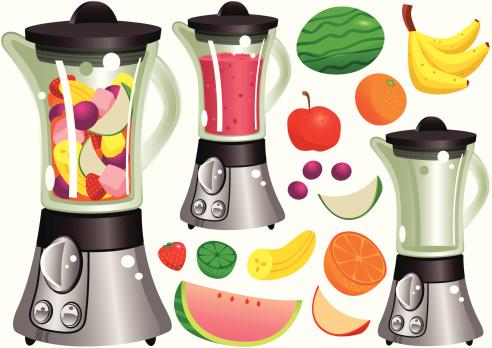 Juicer and blender machine