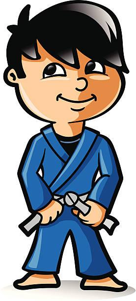 Best Jiu Jitsu Illustrations, Royalty-Free Vector Graphics ...