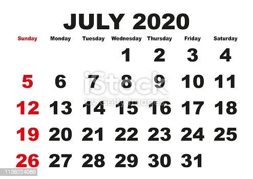 Puede mes calendario 2019 inglés 1063861644istock Mes de abril ...
