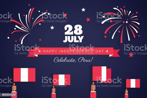 July peru independence day greeting card vector id800334224?b=1&k=6&m=800334224&s=612x612&h=0o3nvqf8whrj duvvmw53zn8bvh8m aj33e mxg4 ty=