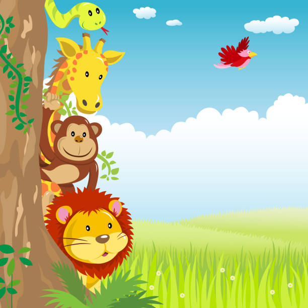 Hide And Seek Illustrations, Royalty-Free Vector Graphics ...