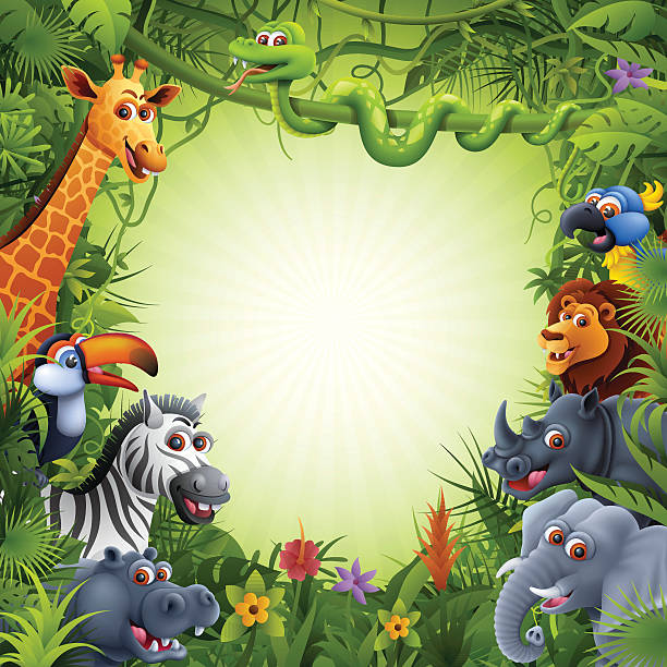 Best Amazon Rainforest Illustrations, Royalty-Free Vector ...