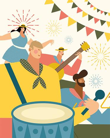 Junina Fiesta Celebration