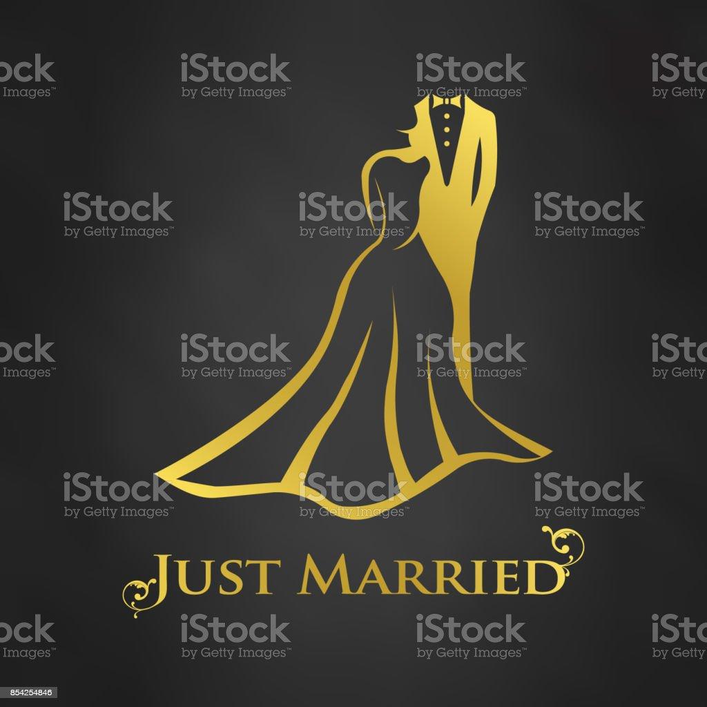 Schwarz verheiratet
