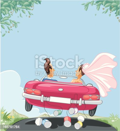 istock Just Married 165761764