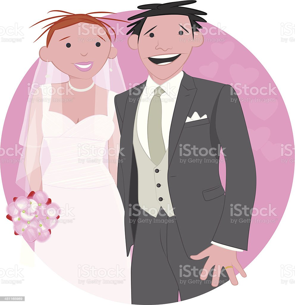 Just Married royalty-free just married stock vector art & more images of adult