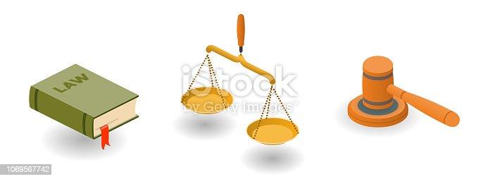 isometric justice symbols