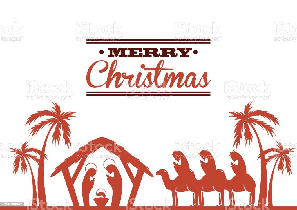 k icon. Merry Christmas design. Vector graphic royaltyfri k icon merry christmas design vector graphic-vektorgrafik och fler bilder på basilika - katedral