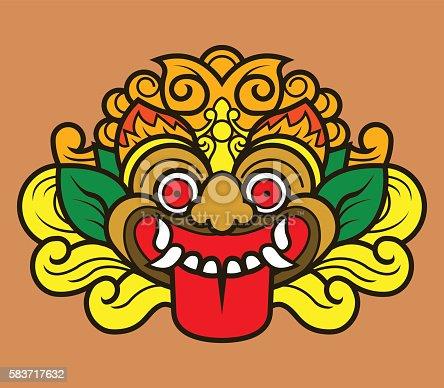 Free Download Of Wayang Bima Vector Graphics And Illustrations