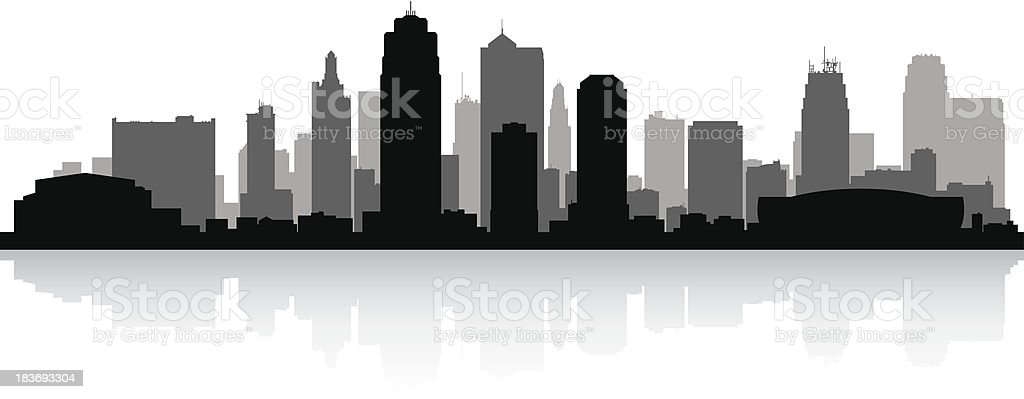 royalty free kansas city clip art vector images illustrations rh istockphoto com clipart city skyline clipart city