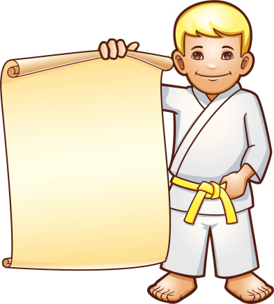 Karate Kid Message