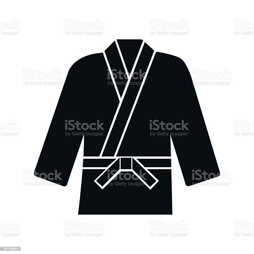 royalty free jiujitsu clip art vector images illustrations istock rh istockphoto com  jiu jitsu belt clipart