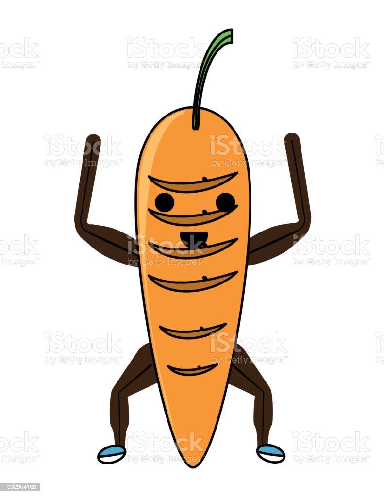 Ilustracion De Icono De Zanahoria Kawaii Y Mas Vectores Libres De Derechos De Agricultura Istock Te gustaría saber dibujar kawaii? ilustracion de icono de zanahoria kawaii y mas vectores libres de derechos de agricultura istock