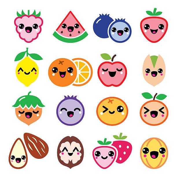 Character Design Kawaii : Royalty free kawaii clip art vector images