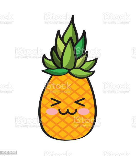 Pineapple Face Free Vector Art 30 Free Downloads