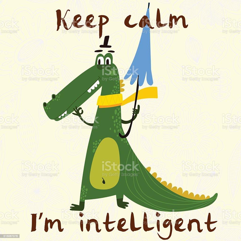 Hello, Summer, Symbol, Adult, Alligator. Keep Calm ...