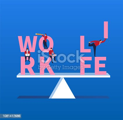 Keep life and work balanced