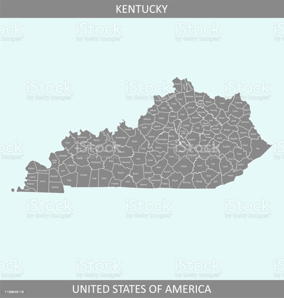 Kentucky County Map Vector Outline Gray Background Counties Map Of on kentucky state road map, kentucky state silhouette, kentucky state seal, kentucky state home, kentucky state demographics, eastern michigan county map, kentucky state flag, kentucky state physical map, central michigan county map, kentucky state senate district map, kentucky state restaurants, kentucky and tennessee state maps, kentucky state house district map, kentucky state map of ky, kentucky state calendar, kentucky state map view, kentucky state resources, eastern new mexico county map, southwest minnesota county map, kentucky state welcome,