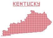 Kentucky Dot Map