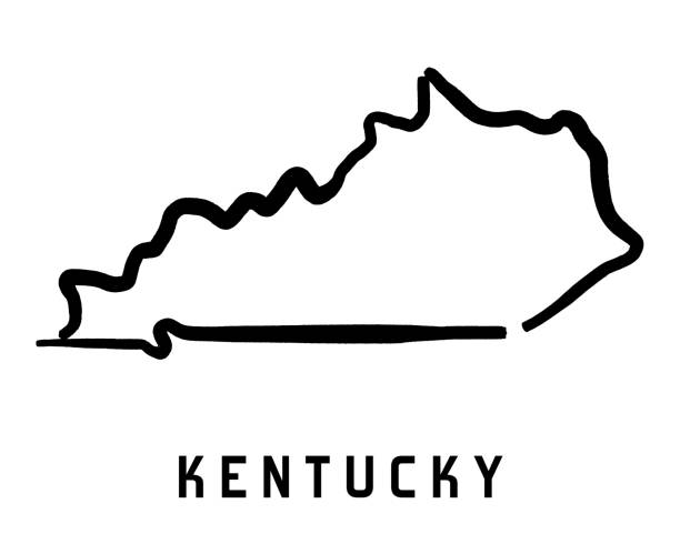Best Kentucky Illustrations Royalty Free Vector Graphics