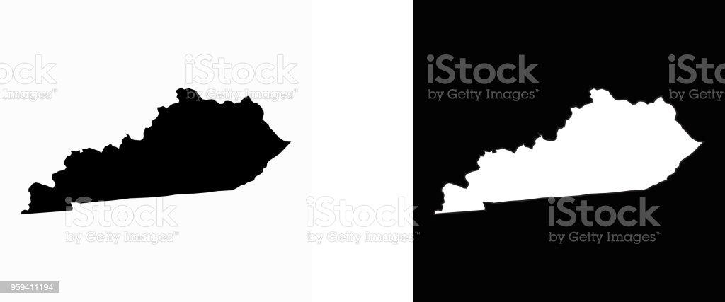 Kentucky State Black And White Simple Map Stock Illustration ... on massachusetts state map, tennessee map, maine state map, tenn state map, u.s map, maryland state map, louisiana on us map, south dakota state map, indiana map, kentucky capitol building, arizona state map, new york state map, arkansas state map, texas state map, louisiana state map, pennsylvania state map, minnesota map, virginia state map, colorado state map, louisville map,