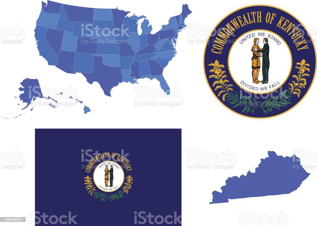 Kentucky State Set