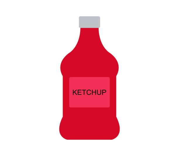 ketchup  - dressing stock-grafiken, -clipart, -cartoons und -symbole